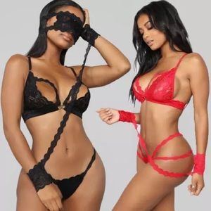 Other - NEW! Lace Lingerie Set